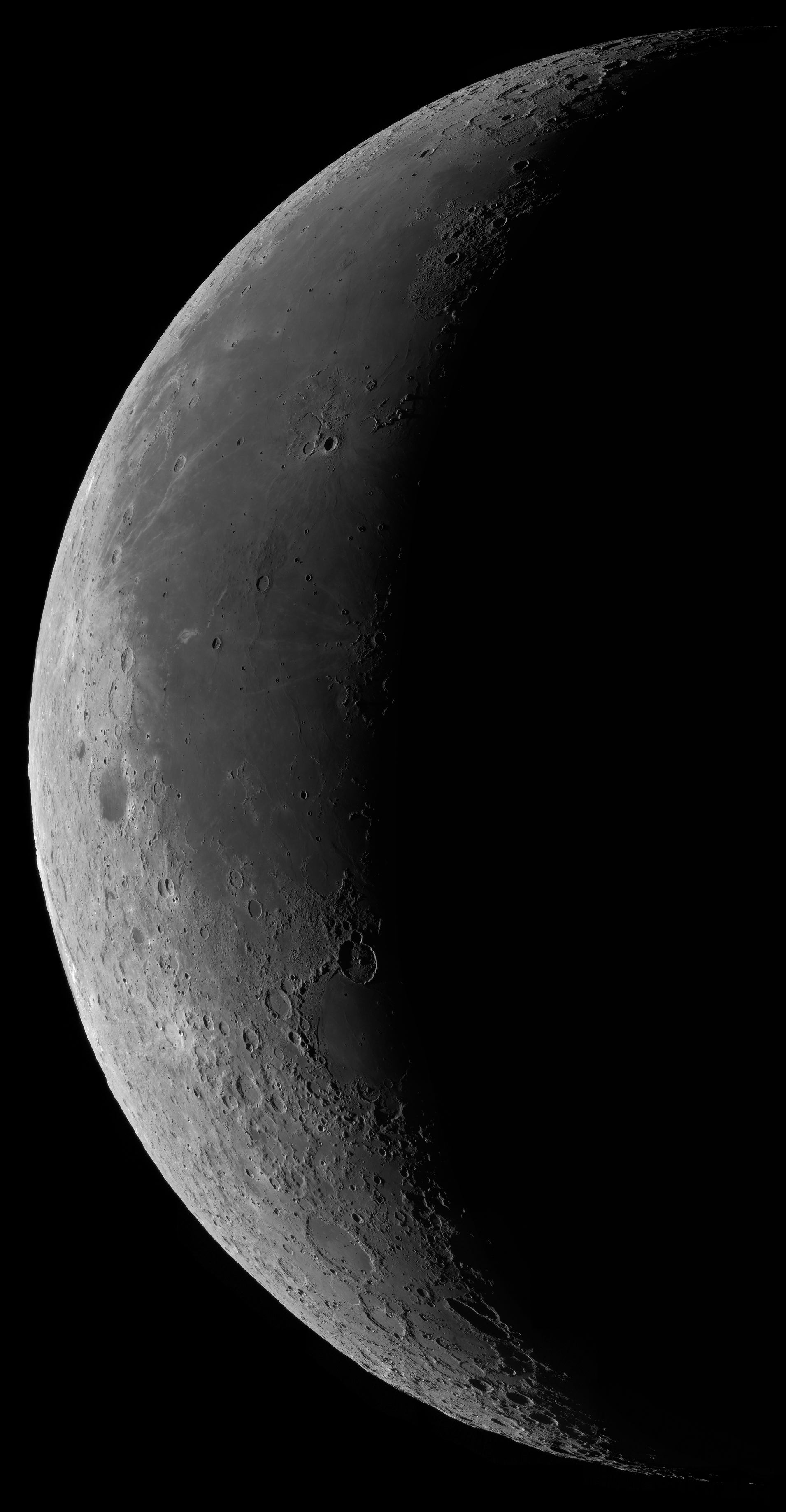 25 Day Crescent (x0.3) 04-Sept-10 03:58-05:12UT