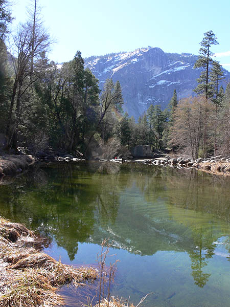 Near Mirror Lake