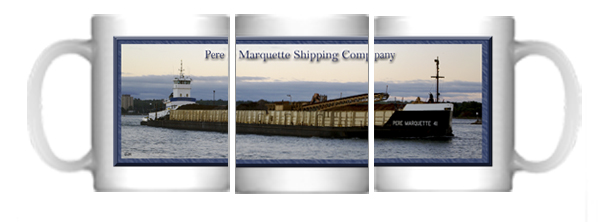 Pere Marquette Shipping Mug