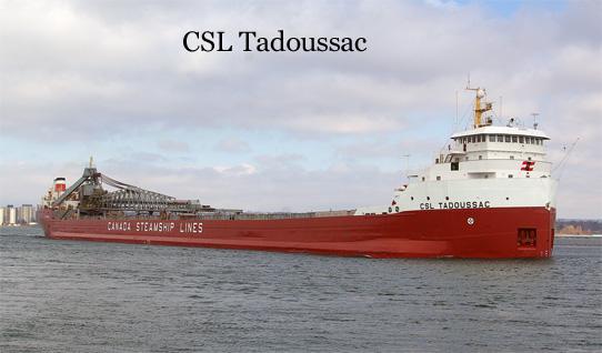 CSL Tadoussac (red)