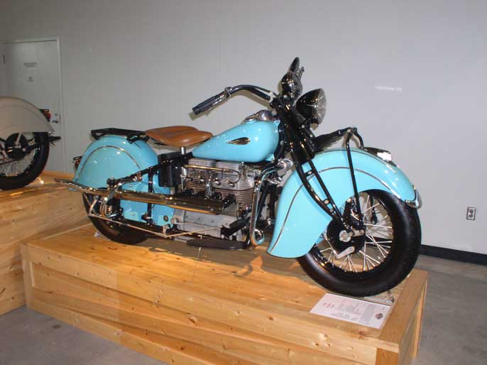 Beautiful old Indian Four