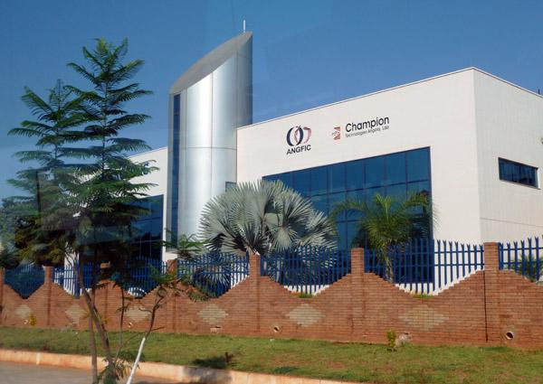 ANGFIC & Champion Technologies Angola, Luanda Sul