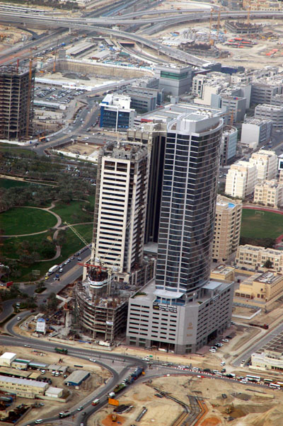 Al Shiata Tower, Media City