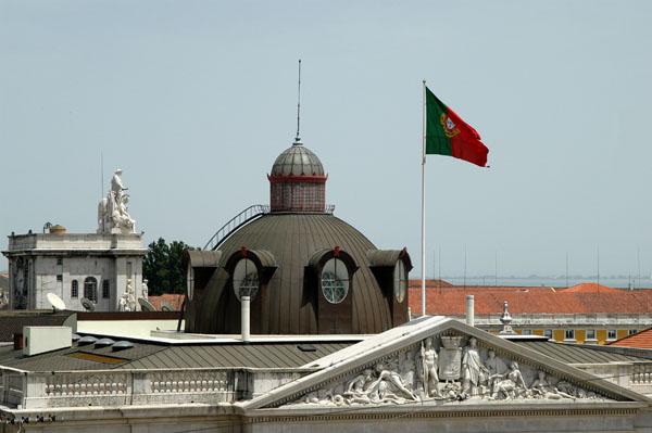 Dome of Lisbon City Hall, Câmara Municipal de Lisboa