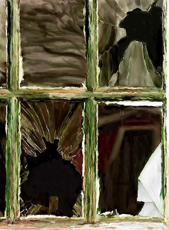 barn reflect 8x11