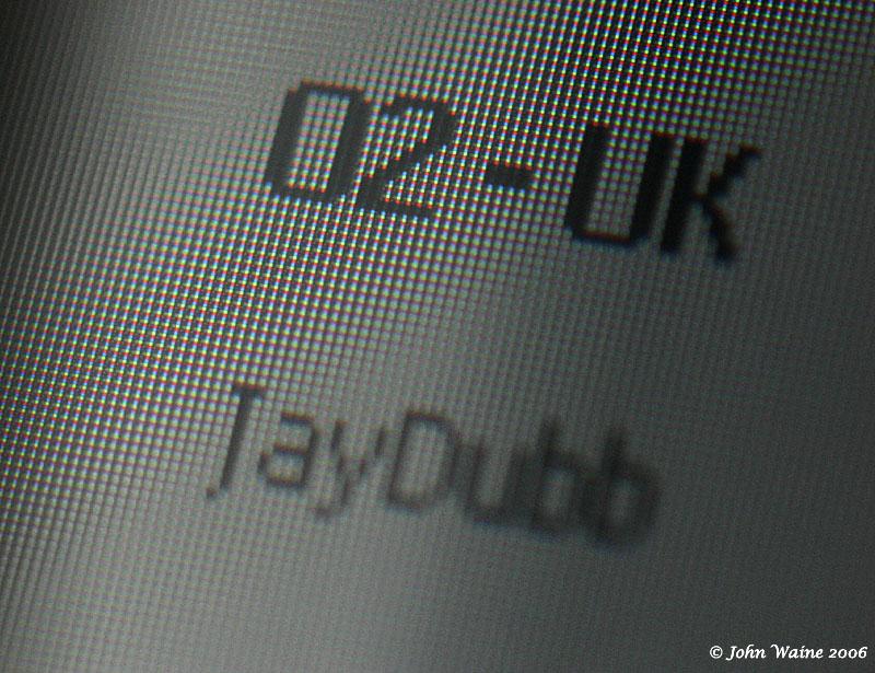20060330 JayDubbs O2 Mobile