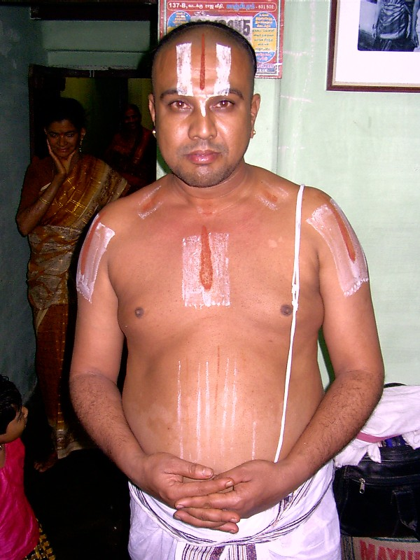 PB Rajahamsam Swamy ( SrI U.vE PBA Swamys grandson)