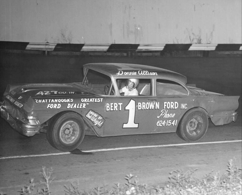 Donnie Allison 1965