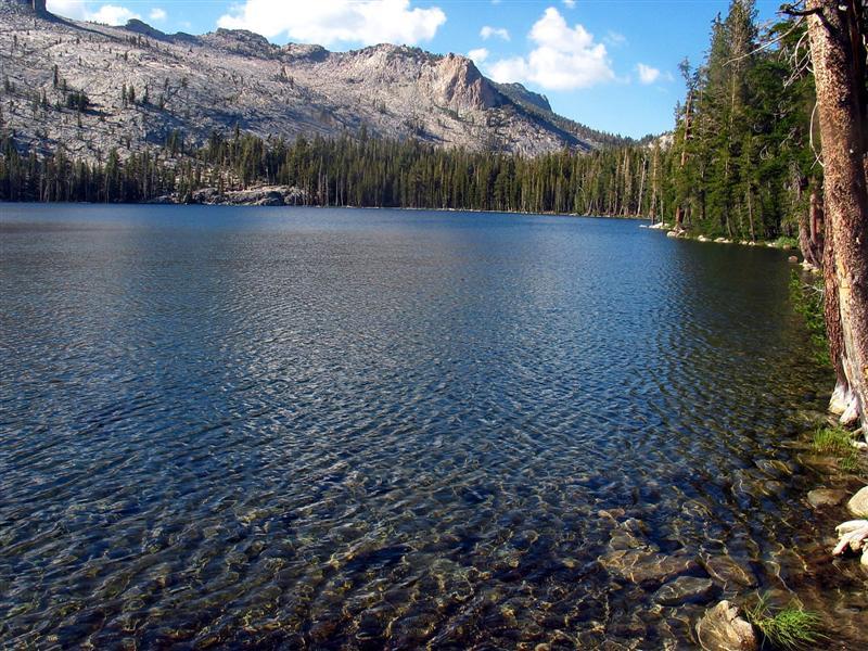 End of up-trail:  Lake May ....>    MG_3896.JPG
