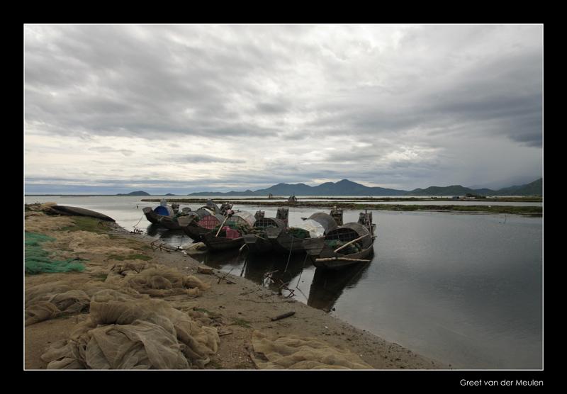 8614 Vietnam, fishervillage