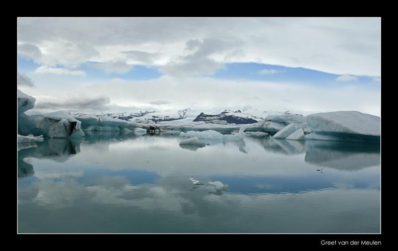 2173 Jökulsárlón,  glacial lake