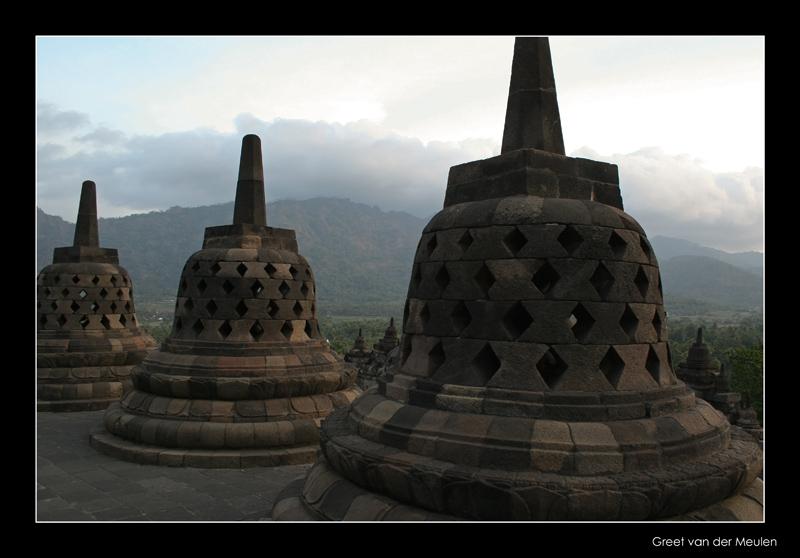 3842 Indonesia, Borobudur