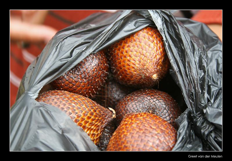 3394 Indonnesia,, snakeskinfruit