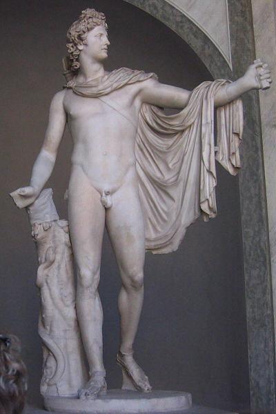 The Belvedere Apollo