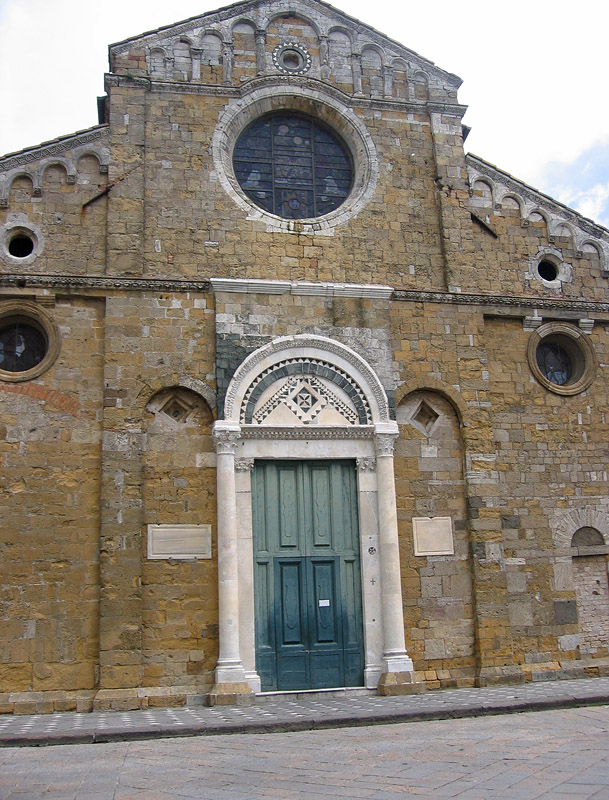 Another church in Volterra