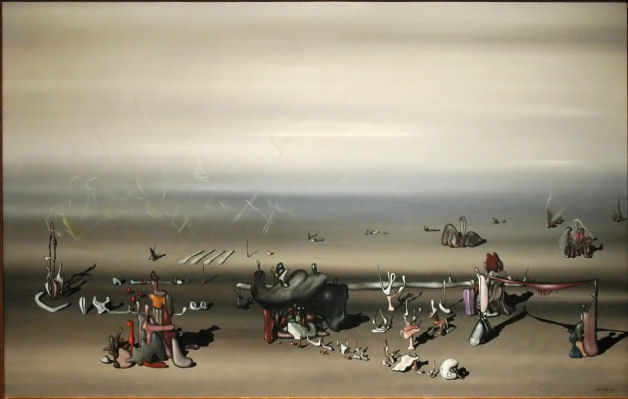 Je vous attends (I Await You)- Yves Tanguy 1934