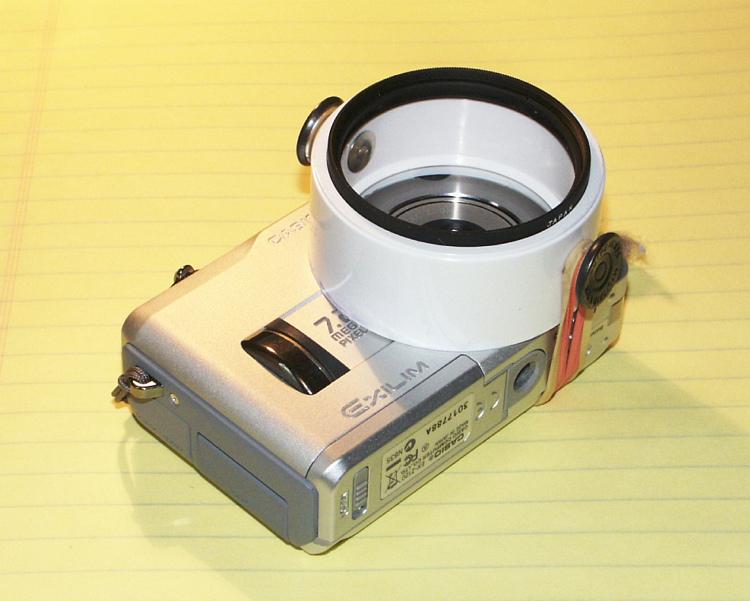 Rubber band adapter III