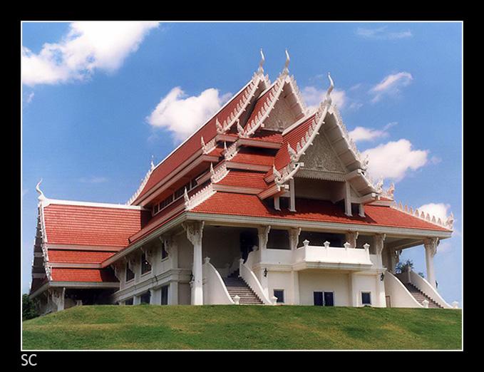 Chonburi Temple