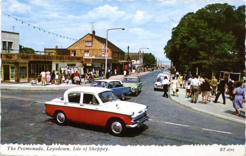 Promenade, Leysdown