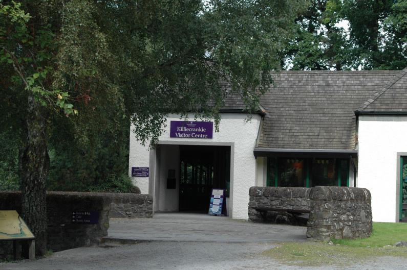 Killiecrankie Visitor Centre