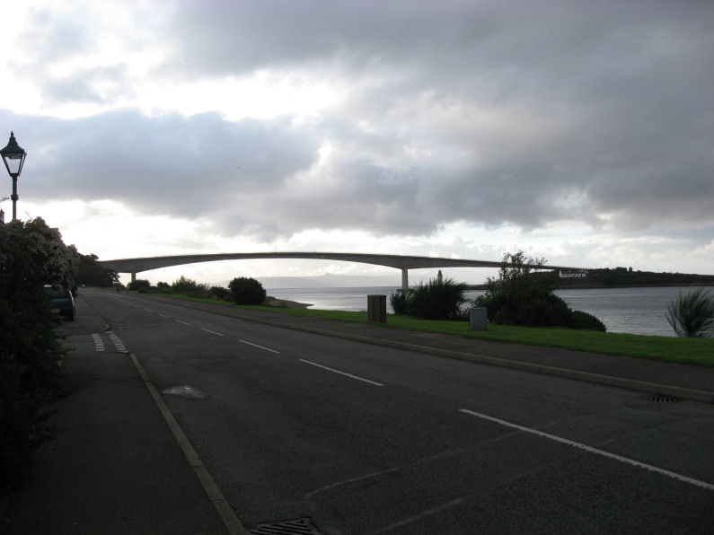 Skye Bridge from Kyleakin