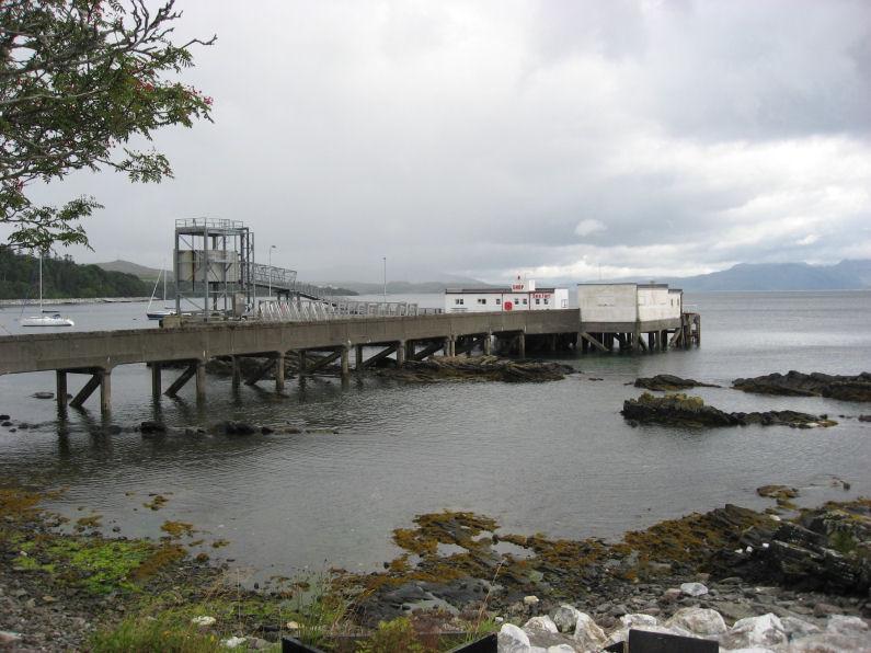 Armadale ferry dock