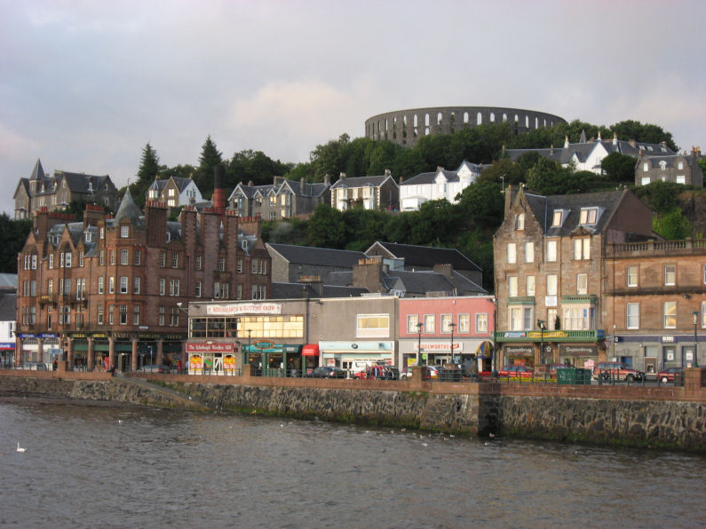 Oban and McCaig's Tower