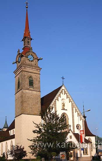 Kirche Oberaegeri (3016)