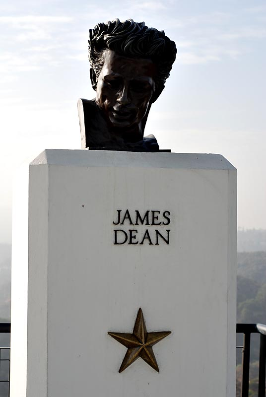 James Dean - Rebel without a Cause was filmed here