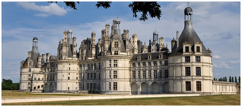Ch teau de chambord photo gallery by rene hoff at for Architecture de la renaissance