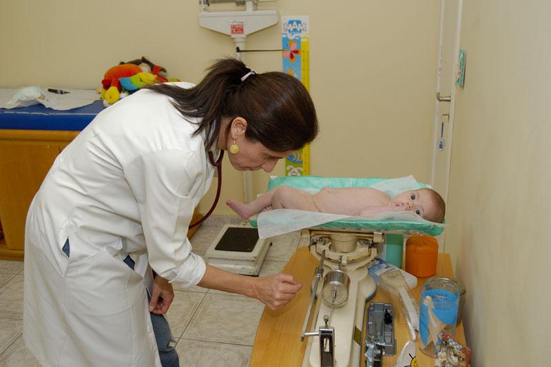 Dia de ver a tia Katia nossa pediatra !