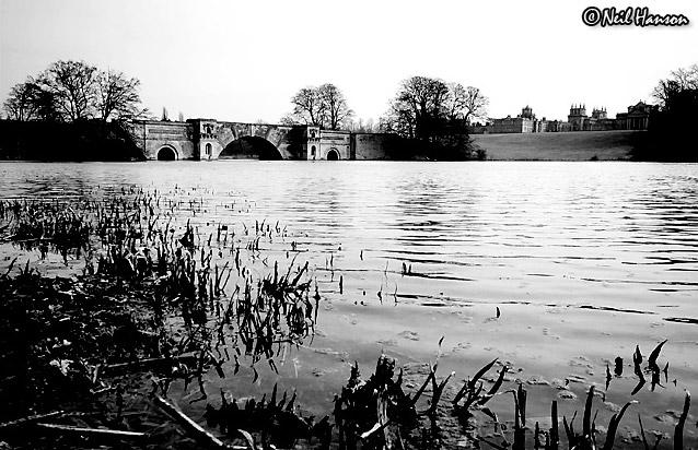 The Lake, Blenheim