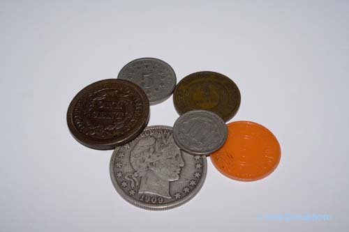 Old US Coins 1