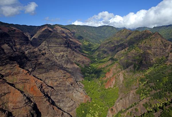Waimea Canyon State Park, Kauai, HI