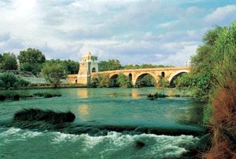 lo storico Ponte Milvio