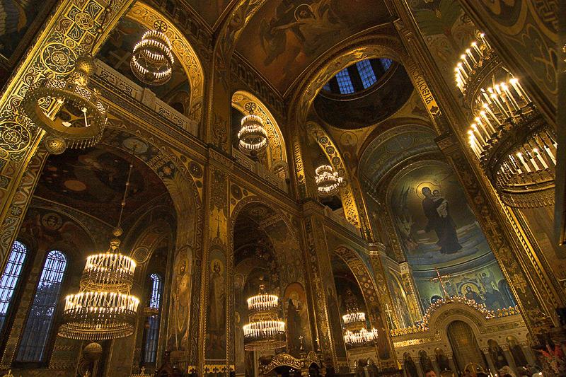 Vladimirski cathedral. Kiev. Ukraine