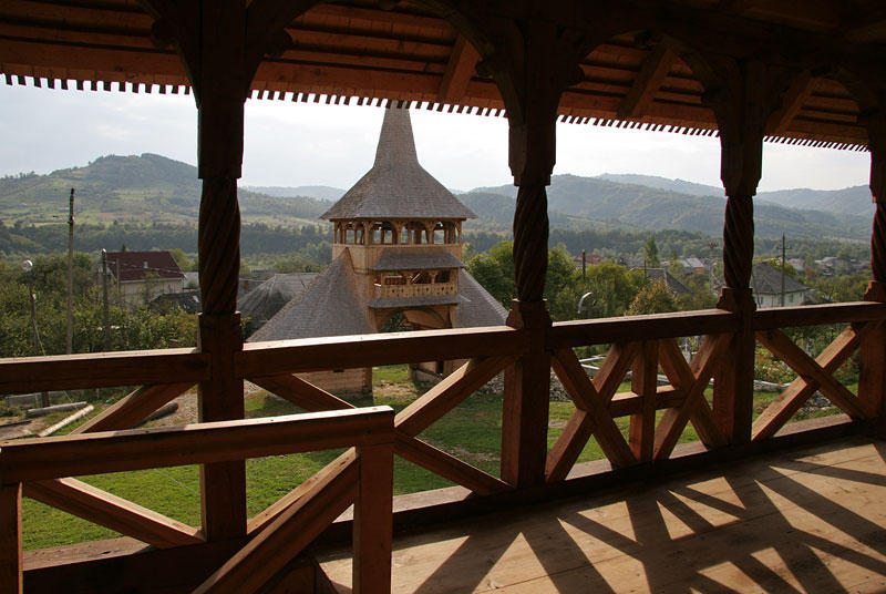 some new churches in Maramures