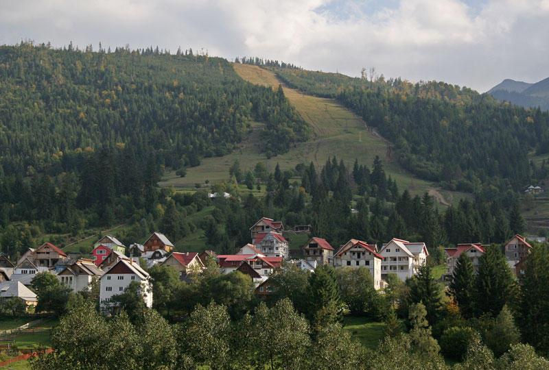 village in Maramures