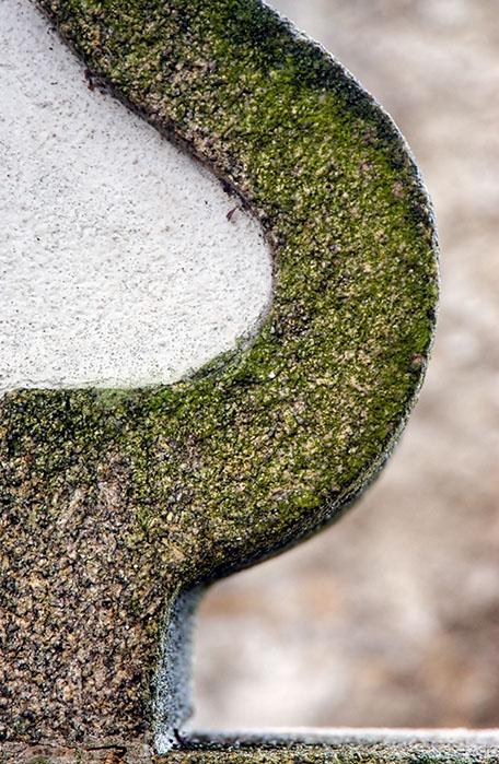 The granitic P