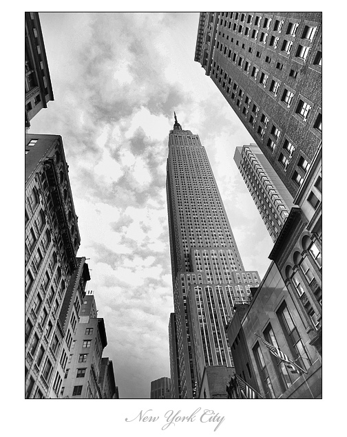Empire State building - Broadway,NY