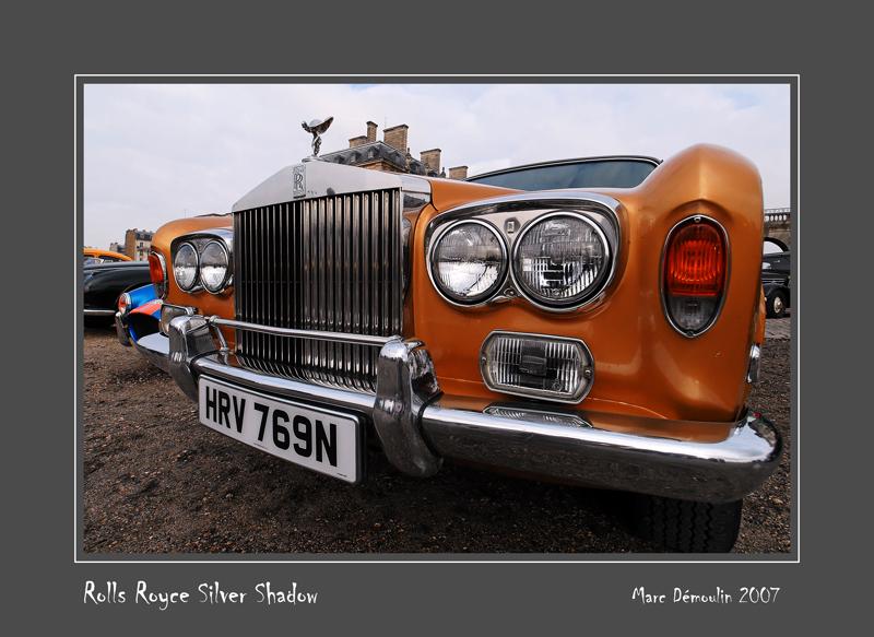 ROLLS ROYCE Silver Shadow Vincennes - France