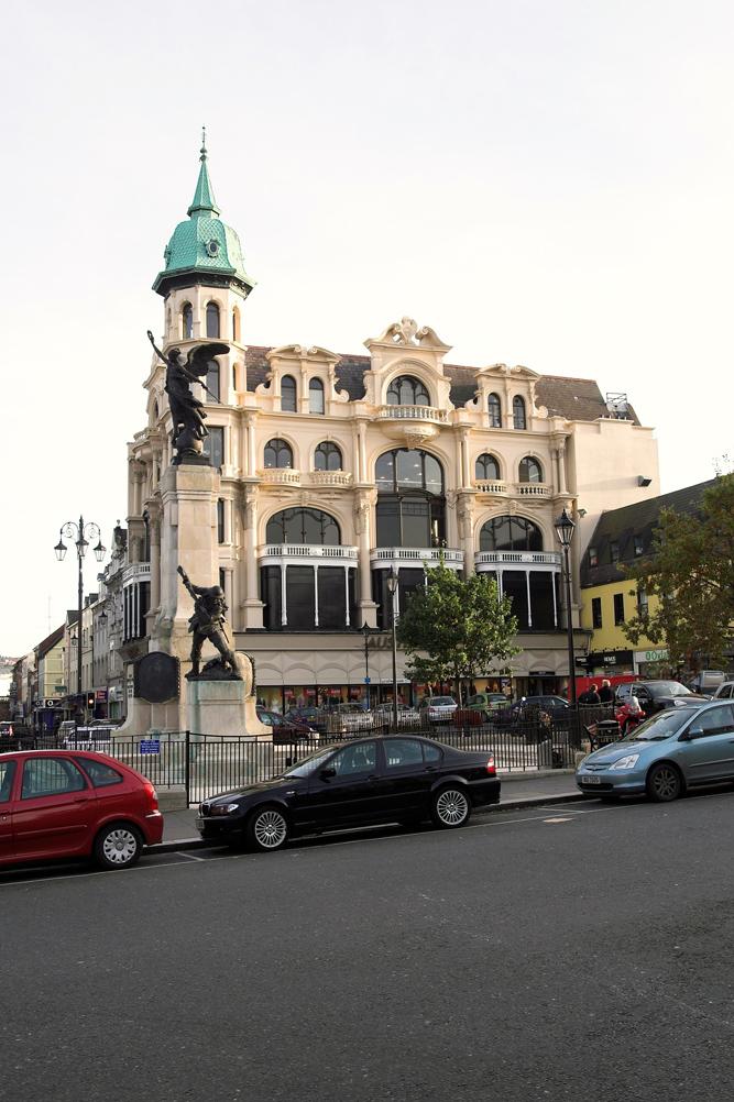 The Diamond - city centre