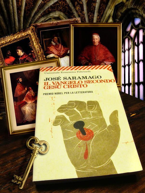 "The Gospel According to Jesus Christ""  - by José Saramago"