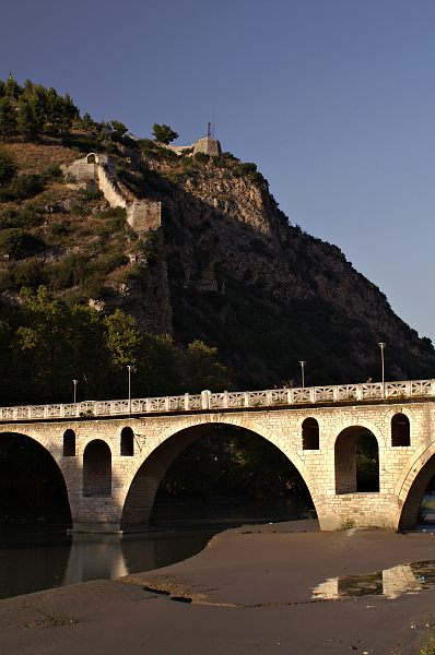 Berati - bridge over the Osun River