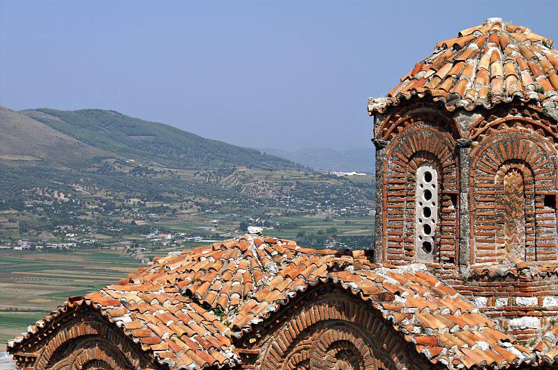 Berati - Church of the Holy Trinity