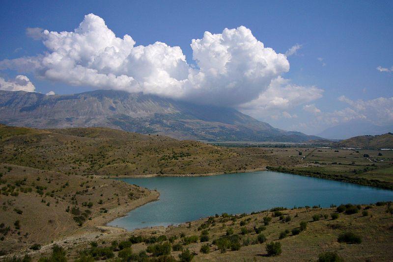 Reservoir near Gjirokastra