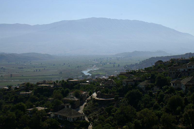Gjirokastra and the Drinos Valley
