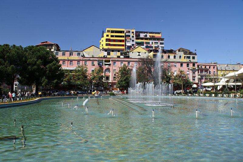 Tirana - Youth Park