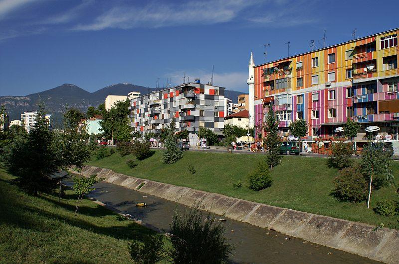 Tirana - Lana River