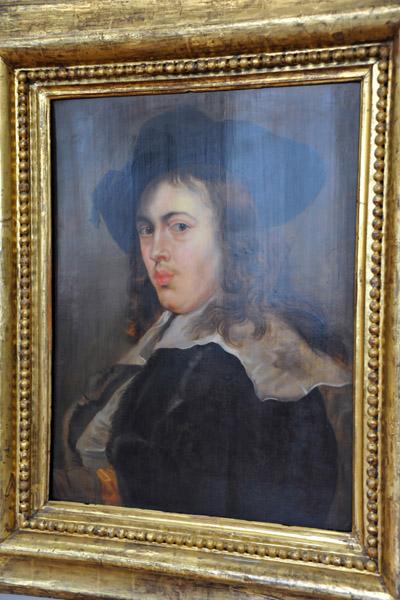 Peter Paul Rubens, Portrait of Nicolas Rubens, the Artists Son